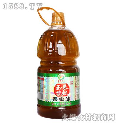 玉耒黎虹藤椒油【2.45升】