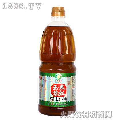 玉耒黎虹藤椒油【1.8升】