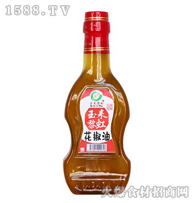 玉耒黎虹花椒油