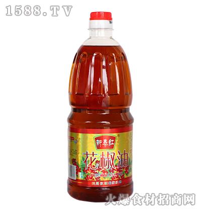 新泰红花椒油【1.7升】