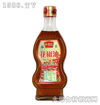 新泰红花椒油【400ml】