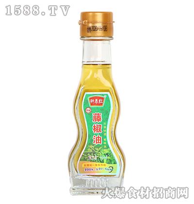 新泰红藤椒油【60ml】