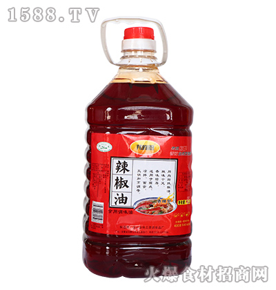 邦尚厨辣椒油【4.5L】