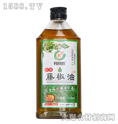 邦尚厨浓香藤椒油【265ml】