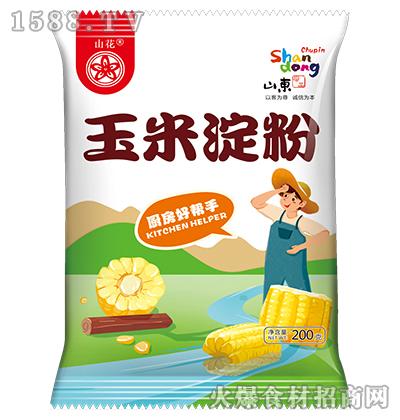 山花玉米淀粉200gX50袋每箱