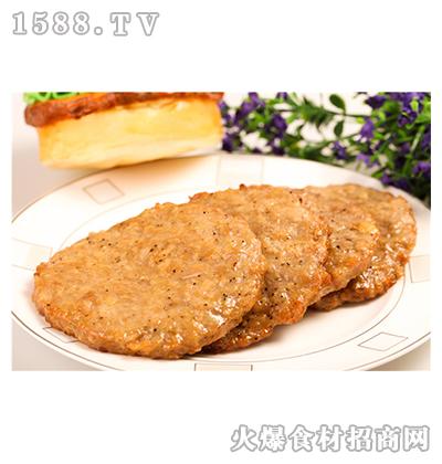 鲁厨牛肉饼【55g/片】