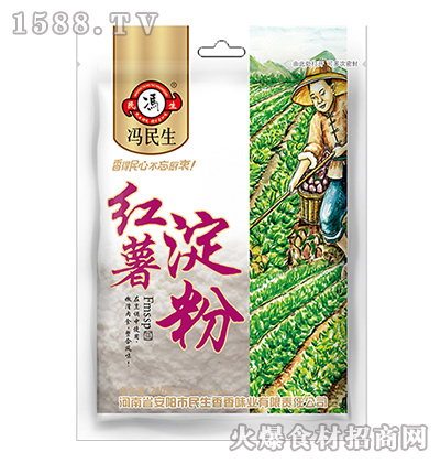 冯民生红薯淀粉【200g】