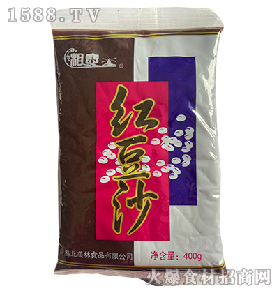 相思红豆沙【400g】