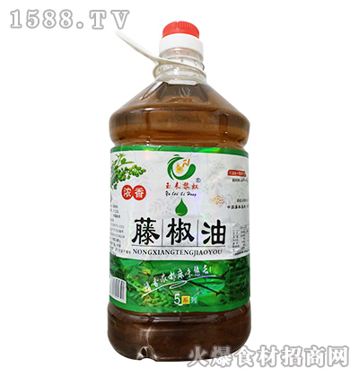 玉耒黎虹藤椒油【5L】