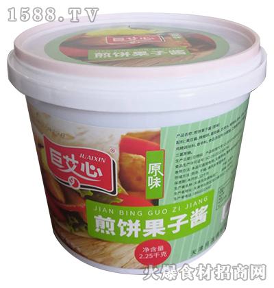 巨艾心煎饼果子酱(原味)【2.25kg】