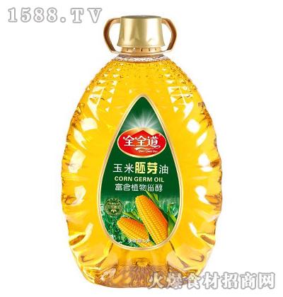 全全道玉米胚芽油【5升】