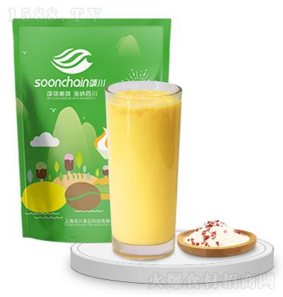颂川果粒奶-黄桃味