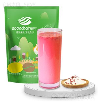 颂川果粒奶-草莓味