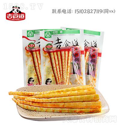 吉食道-香辣脆笋65g