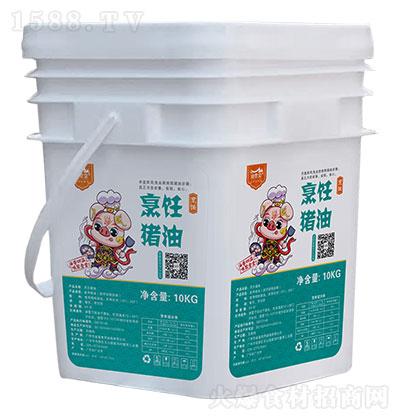 油壹堂-烹饪猪油10KG