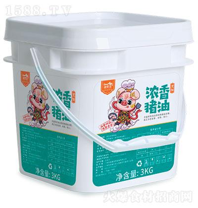 油壹堂-烹饪浓香猪油3KG