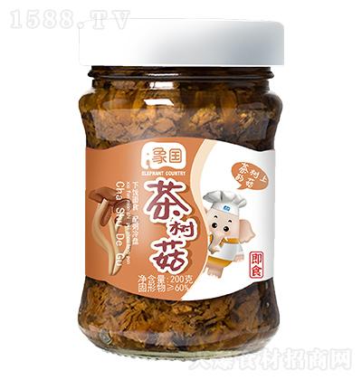 象国 茶树菇 200克