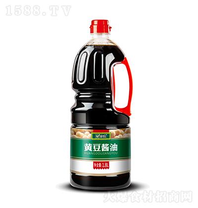 珍选 黄豆酱油 1.8L