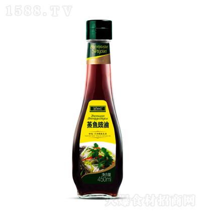 珍选 蒸鱼豉油 450ml