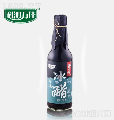 科沁万佳 冰醋酱油 500g