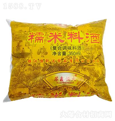 苏鑫恒大 糯米料酒 350ml