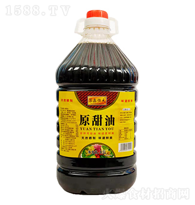 苏鑫恒大 原甜油 4.5L