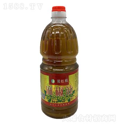 蜀红�� 麻椒油 1.8升