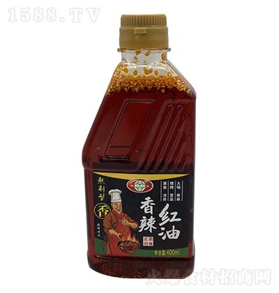 韩氏迎客 香辣红油-熬制型 400ml