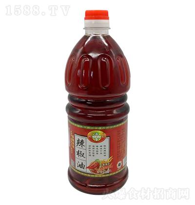韩氏迎客 辣椒油-香辣型 1L