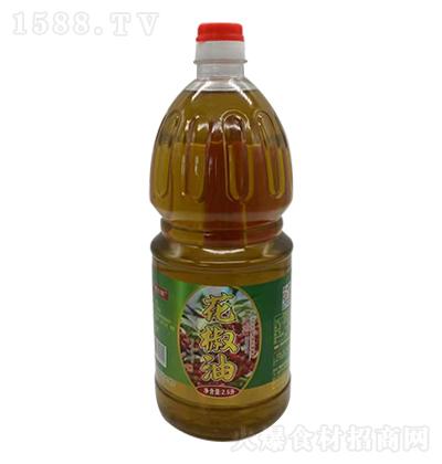 韩氏 树尚鲜 花椒油 2.5升