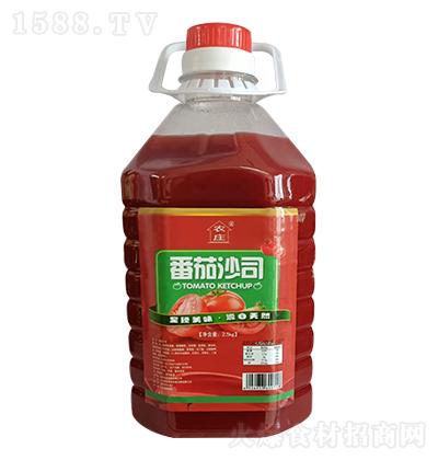农庄 番茄沙司 2.5kg