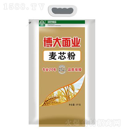 博大面业 麦芯粉 5kg