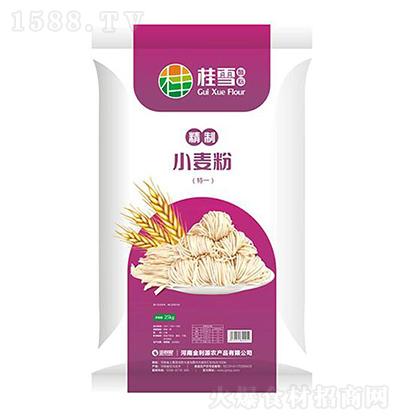 桂雪 精制小麦粉 25kg