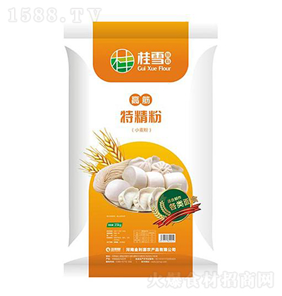 桂雪 高筋特精粉 25kg