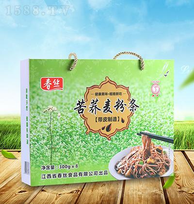 春丝牌 苦荞麦粉条礼盒 2.4kg