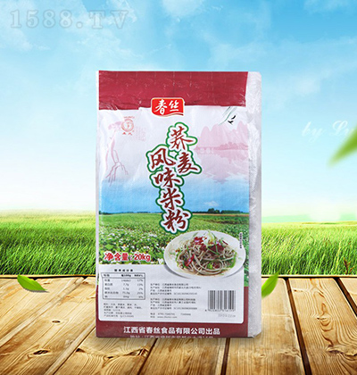 春丝牌 荞麦风味米粉 20kg