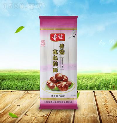 春丝牌 香菇花色挂面 500g