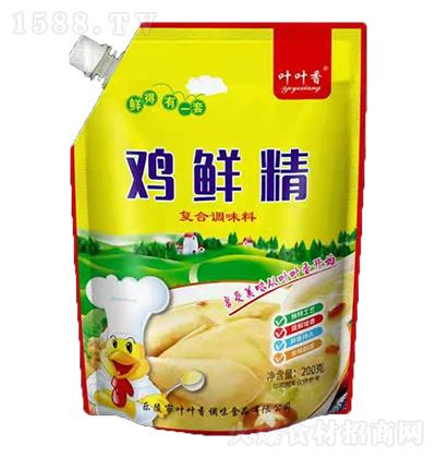 叶叶香 鸡鲜精 200克
