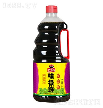 巧妈妈 味极鲜特级酱油 1.9L