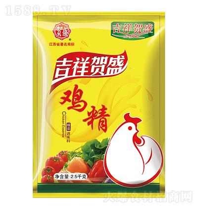 贺盛 精品鸡精 2.5千克