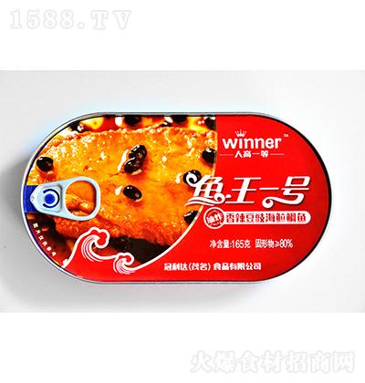 人高一等 香辣豆豉海鲷鱼 165克