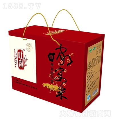 杜家 贵宾香米礼盒 2kg