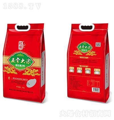杜家 五常大米(稻花香2号)5kg