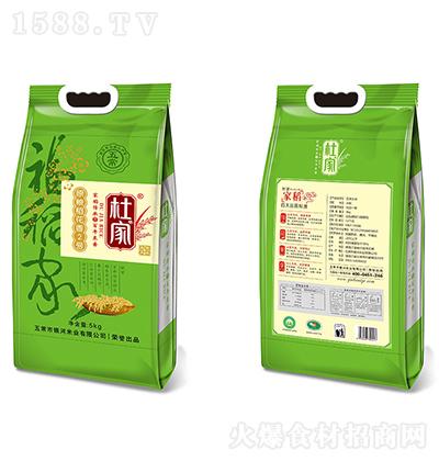 杜家 原粮稻花香2号 5kg