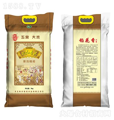 杜家 稻花香米(寒地晚稻)5kg