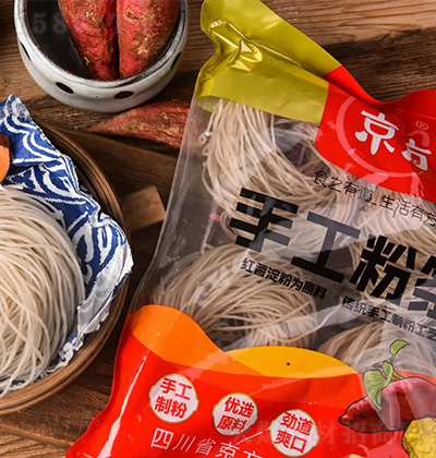 京方 红薯手工粉条