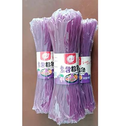 京方 紫薯粉条