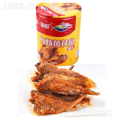新域王 红烧黄花鱼罐头