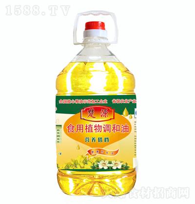 楚源 食用植物调和油(营养搭档)5L