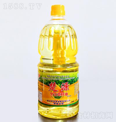 楚源 烹饪菜籽油 1.8L